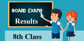 Board-exam 8th class