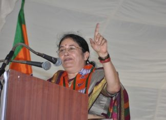 Kiran Maheshwari Minister of higher education rajasthan